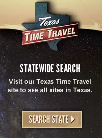 Texas Time Travel Website - Opens in a new window