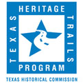 Texas Heritage Trails logo