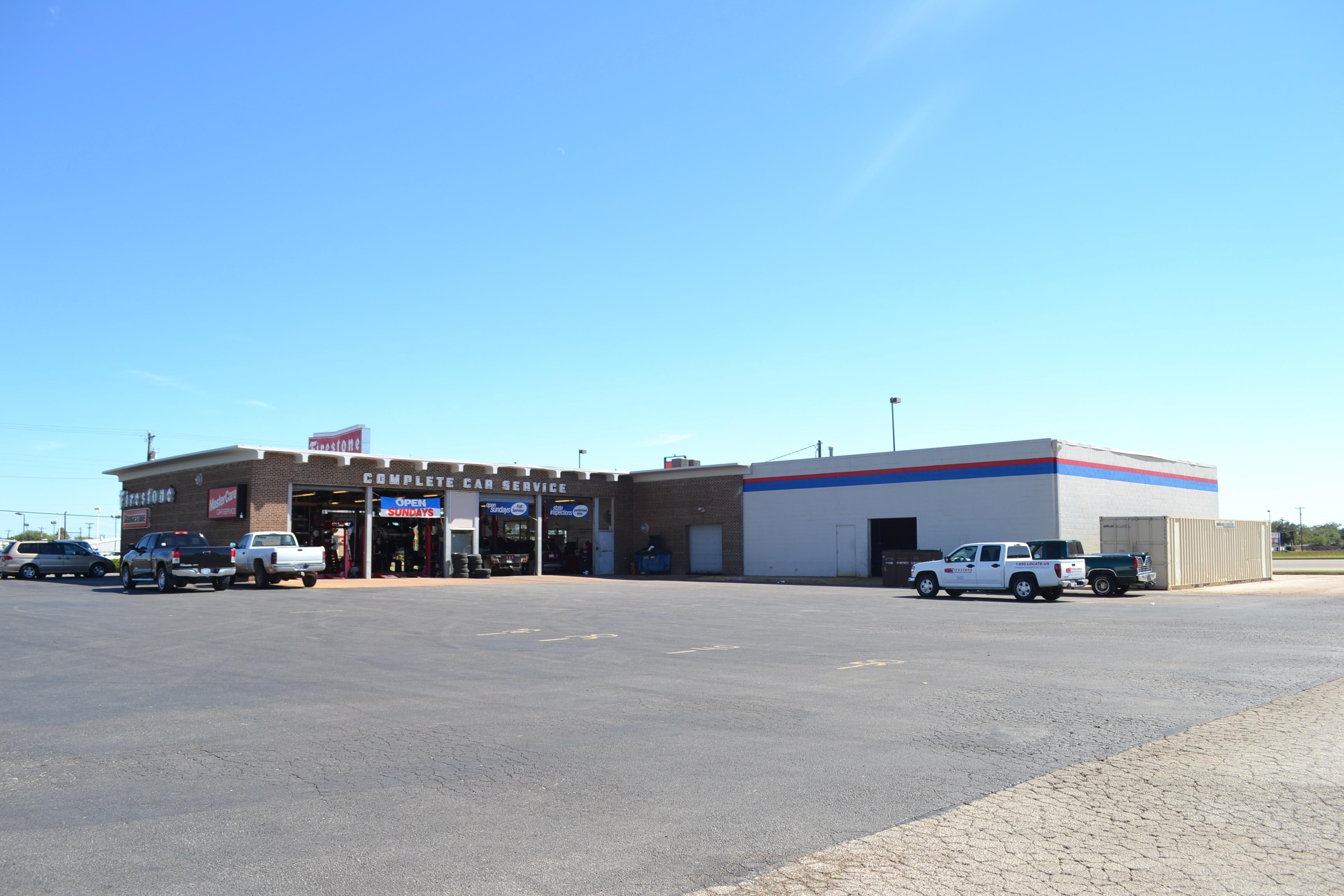 Auto Repair Shop, 120 S Pioneer Dr, Abilene   THC.Texas ...