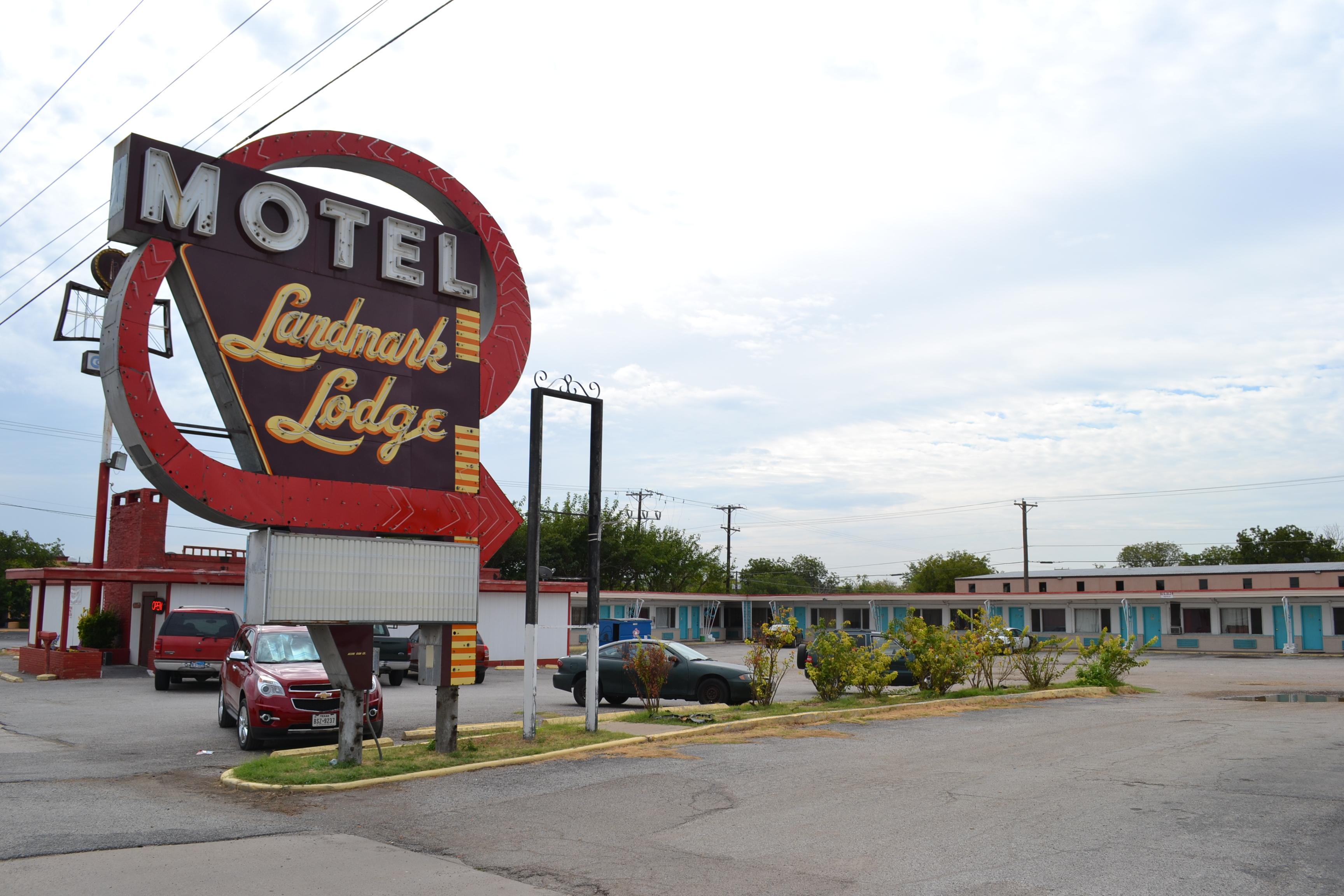Motel/Tourist Court, 7501 Camp Bowie Blvd W, Fort Worth ...