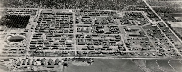 Crystal City Family Internment Camp THCTexasgov Texas - Map of italian internment camps in us