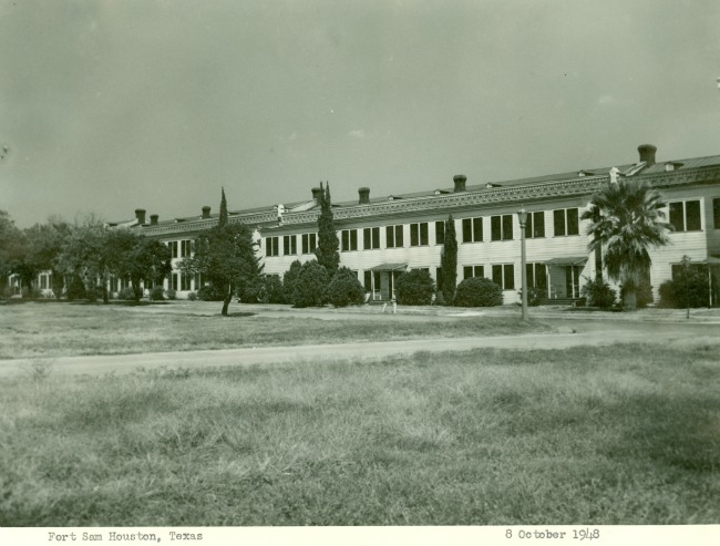 dodd field at fort sam houston thc texas gov texas historical