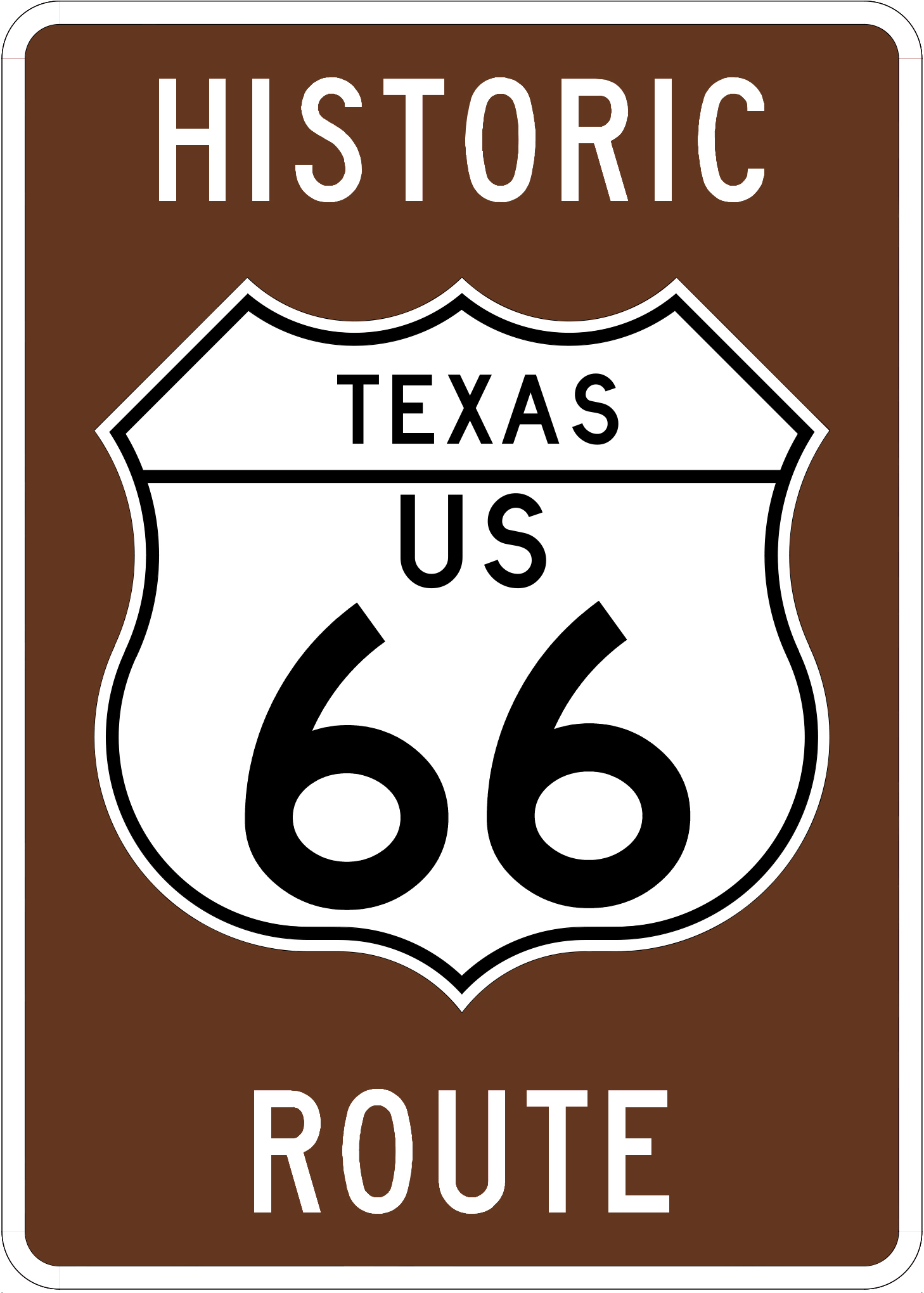 Route 66 | THC.Texas.gov - Texas Historical Commission