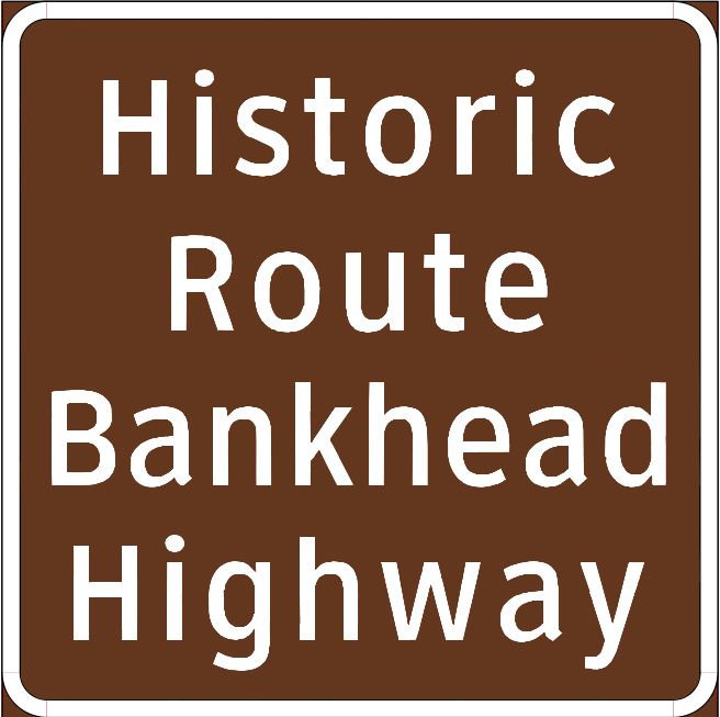 highway sign templates thc texas gov texas historical commission