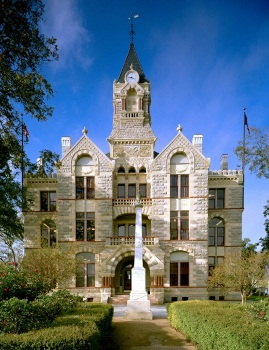 Fayette County Courthouse, La Grange