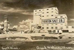 Morton Salt Company, Grand Saline