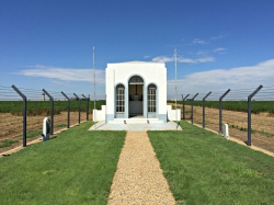 Camp Hereford Italian Prisoner of War Memorial Chapel