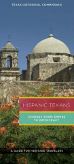 "Cover of ""Hispanic Texans: Journey from Empire to Democracy"""