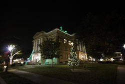 Williamson County Courthouse, Georgetown