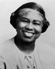 Civil rights reformer Juanita J. Craft.