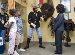 Buffalo Soldiers National Museum in Houston.