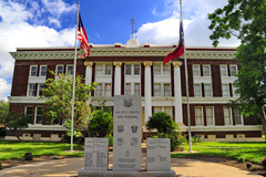 Willacy County Courthouse in 2013.