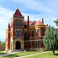 Donley County Courthouse, Clarendon