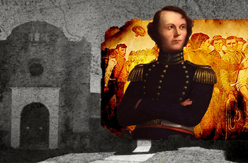 Colonel James W. Fannin and Goliad