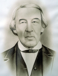 Portrait of José Antonio Navarro.