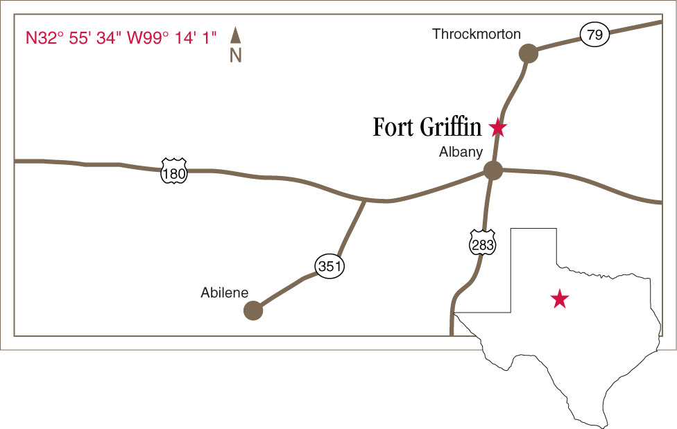 Fort Griffin State Historic Site   Albany, Texas   Texas Historical on
