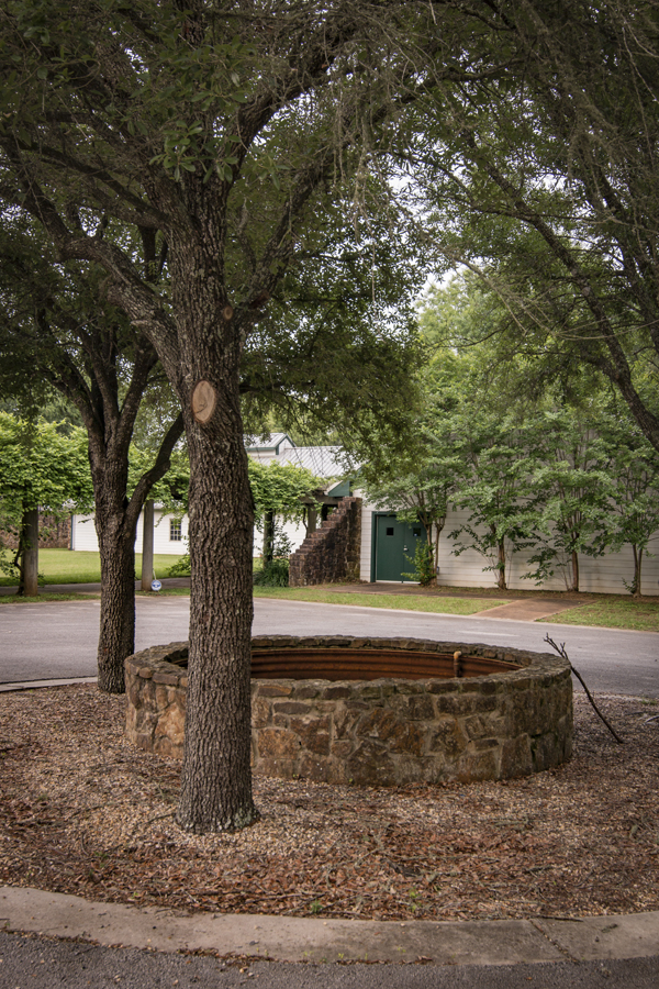 Mission Dolores State Historic Site San Augustine Texas