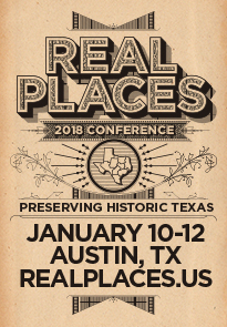 Ad for the Real Places 2018 conference
