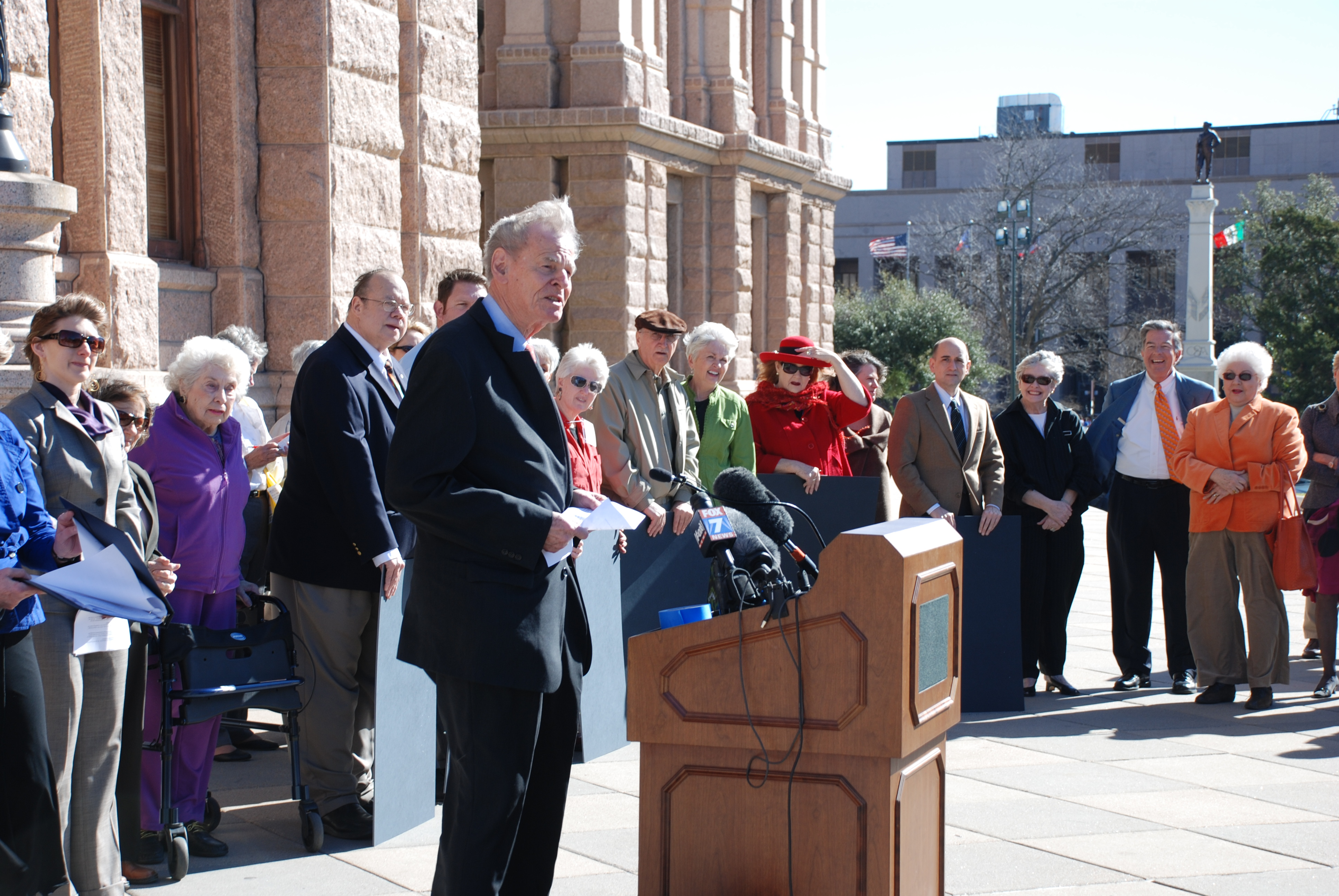 2009 Preservation Texas Most Endangered Announcement