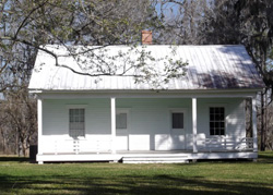 Hal's House at Varner-Hogg Plantation State Historic Site