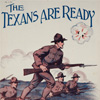 "Cover image for ""The Texans are Ready"" sheet music"