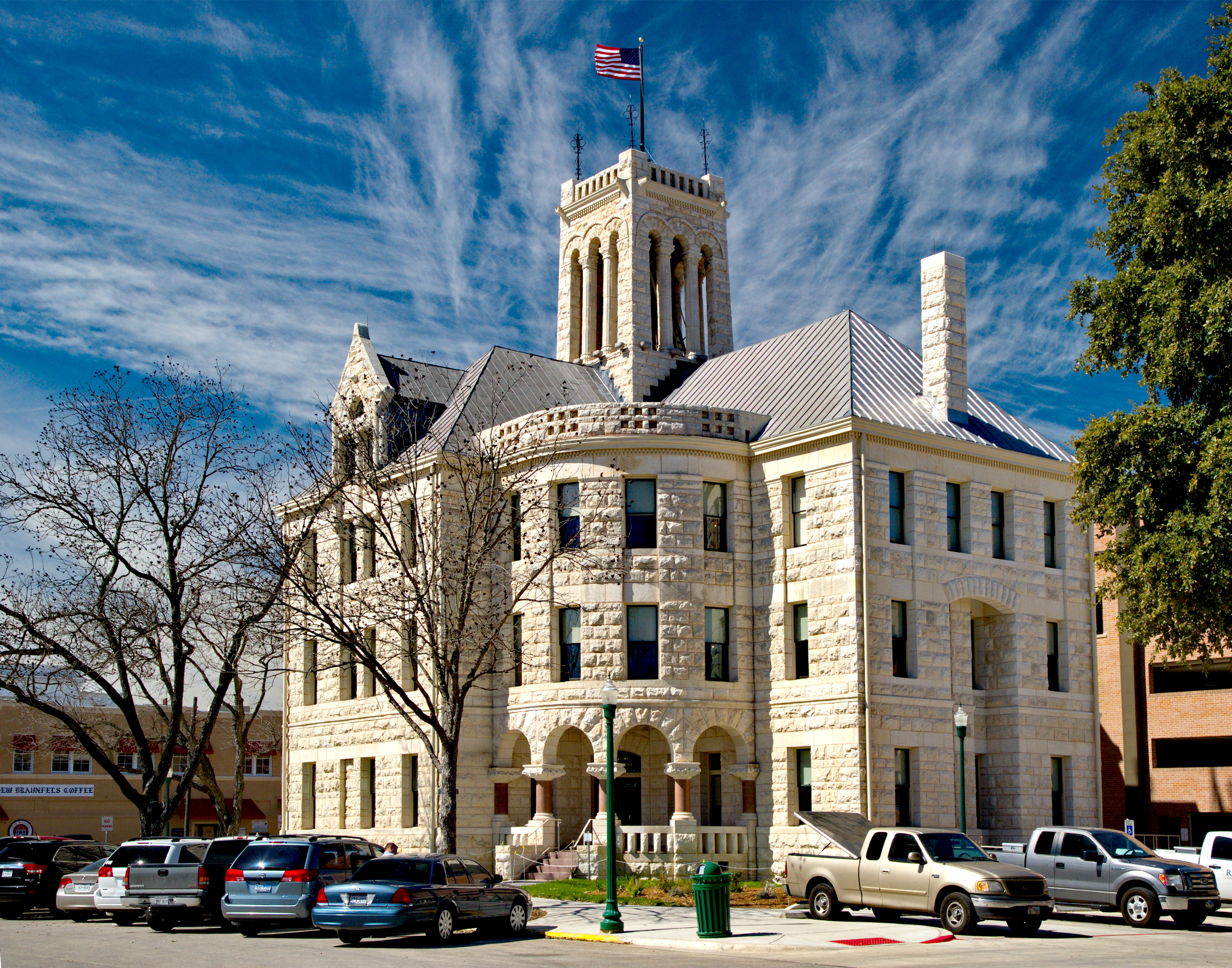 Comal County Courthouse New Braunfels Thc Texas Gov