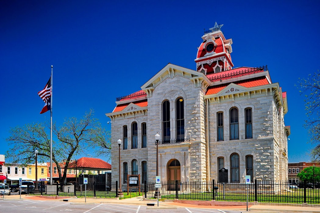 Lampasas County Courthouse Lampasas Thc Texas Gov