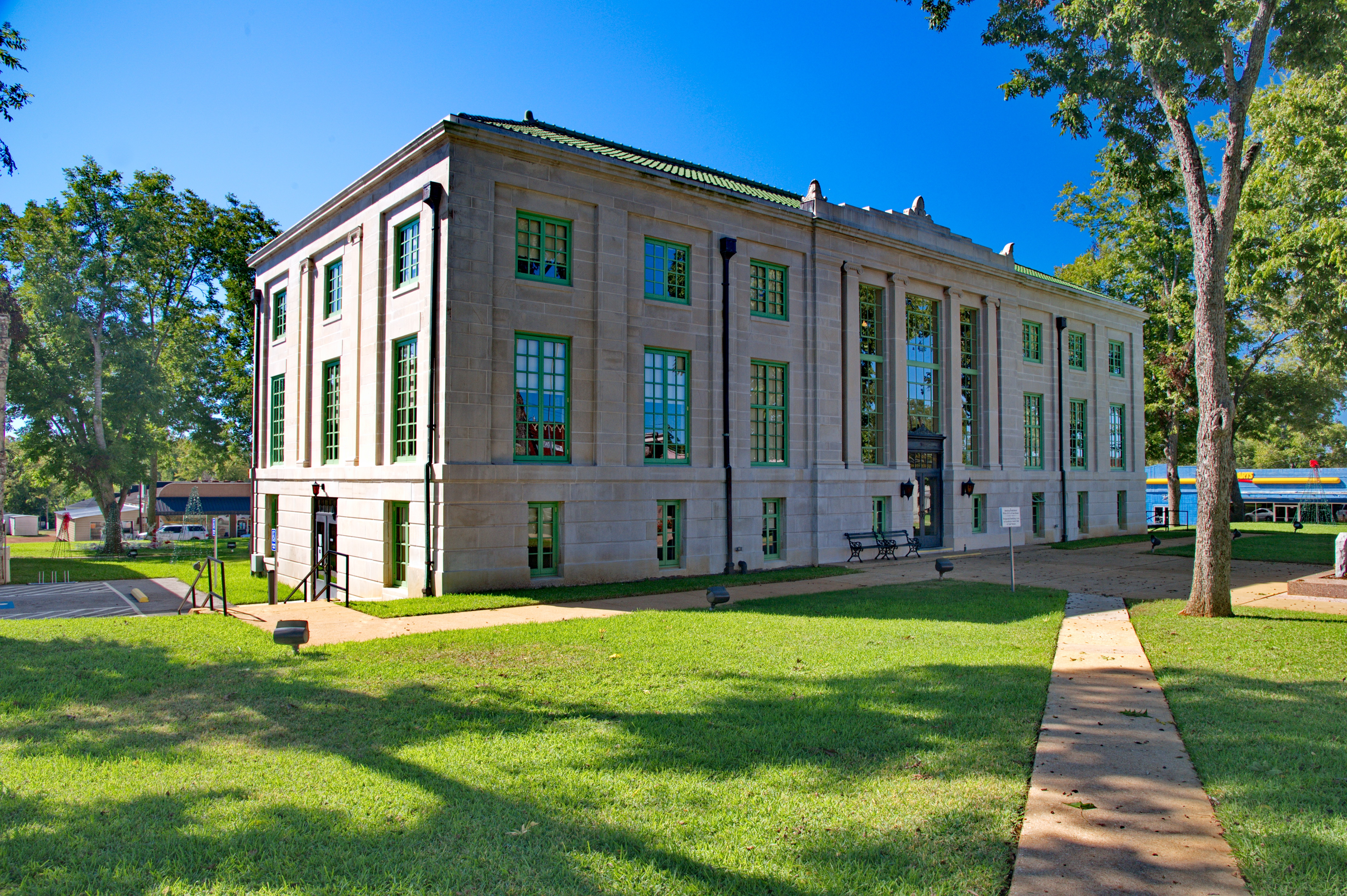 San Augustine County Courthouse San Augustine Thc