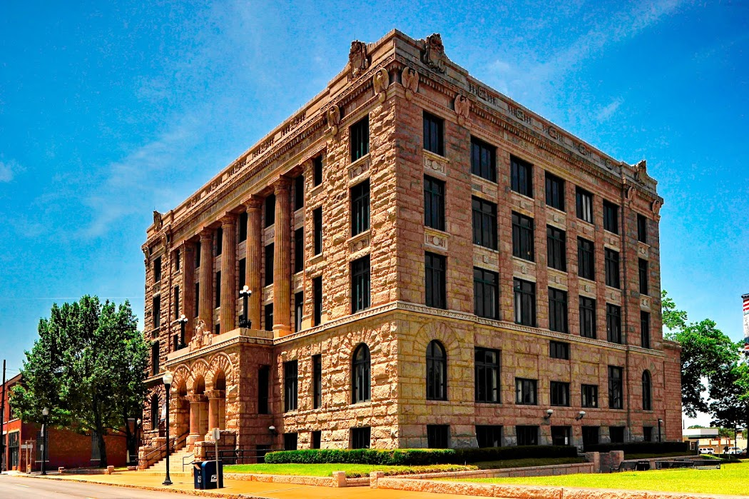 Lamar County Courthouse - Paris | THC.Texas.gov - Texas ...