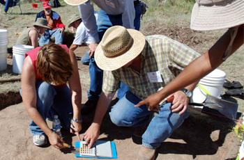 Texas Archeological Stewardship Network is a group of trained and motivated avocational archeologists who strictly work on a volunteer basis. They help find, record and monitor archeological sites.