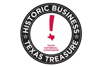 Texas Treasure Business Award Logo