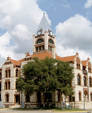 Restored Erath County Courthouse