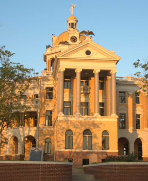 Restored Harrison County Courthouse