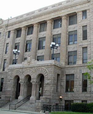 Lamar County Courthouse - Paris | THC.Texas.gov - Texas ...