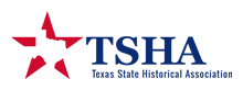 Texas State Historical Association logo