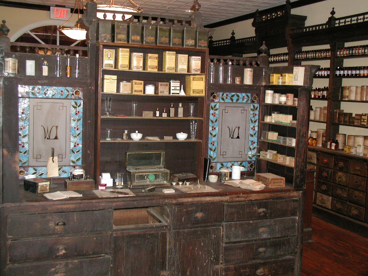 Texas Pharmacy Museum
