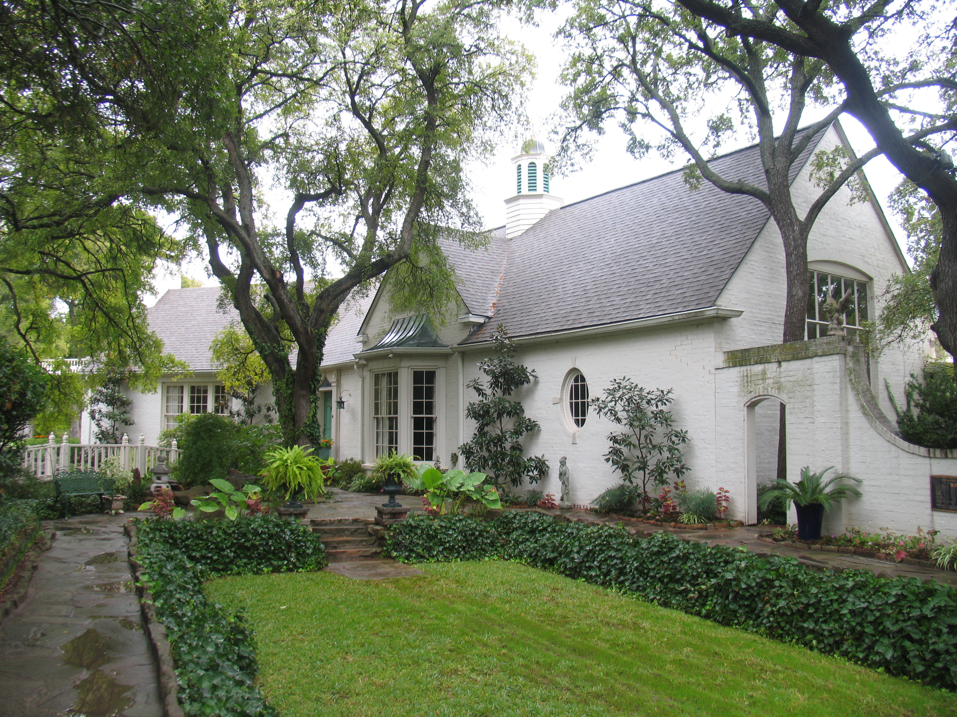 Recent Listing Chandor Gardens Weatherford Parker County Thc Texas Historical