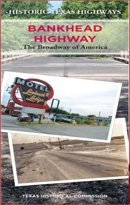 Bankhead Highway brochure cover