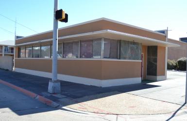 bus station, Abilene