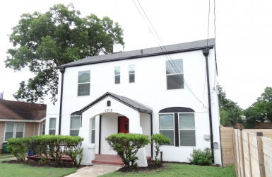Porter's Tourist Home, 1315 E 12th, Austin