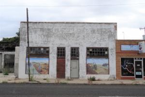 Auto repair shop, 113-115 First St W, McLean   THC.Texas ...