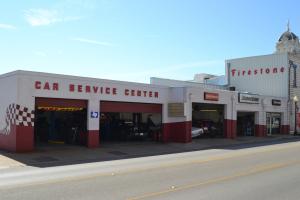 Auto repair shop, 103 N Main St, Belton   THC.Texas.gov ...