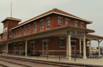 Historic train depot, San Angelo