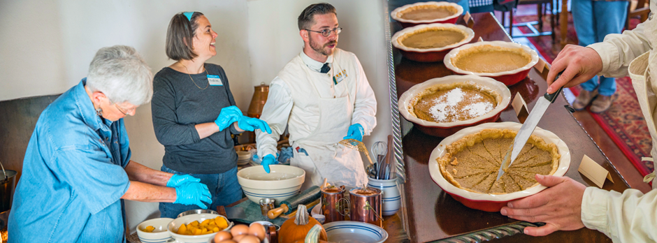 Learn How to Bake a 1850s Texas Pumpkin Pie for the Holidays