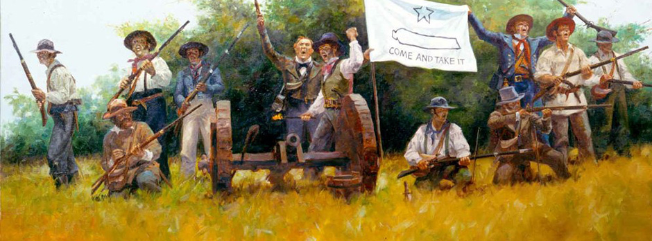 From Tejas to Texas: Stories and Sites of the Texas Revolution