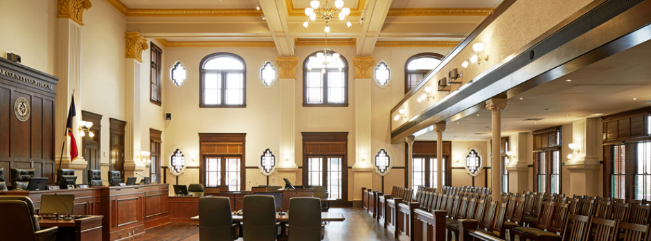 Historic Courthouse of the Month: Bexar County