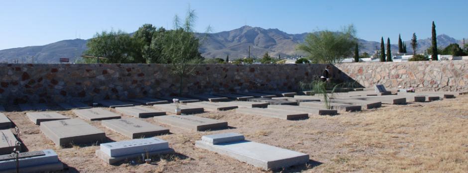 Concordia Cemetery in El Paso