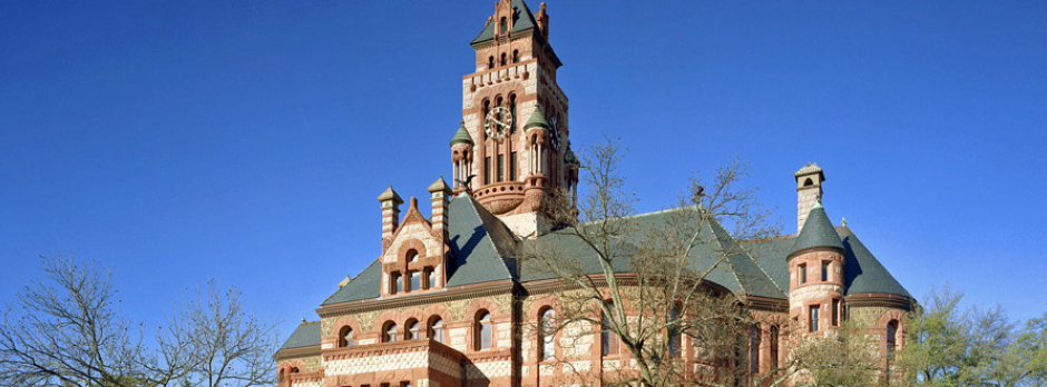Historic Courthouse of the Month: Ellis County
