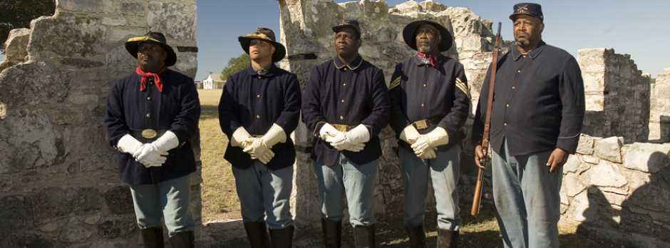 Explore Texas' African American History