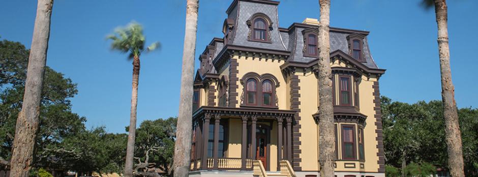 Fulton Mansion Reopens October 24